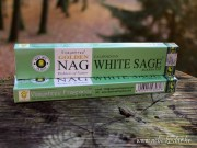 golden nag white sage
